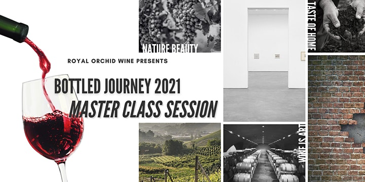 Bottled Journey 2021 Masterclass-Super Tuscan: 50 Yrs After the 1st Release image