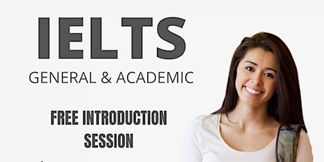 IELTS FREE INTRODUCTION SESSION tickets