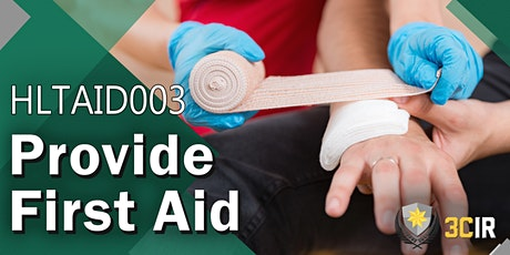 Provide First Aid (HLTAID003) - Bulimba tickets