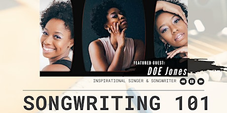 CGR Virtual Master Class: Songwriting 101 tickets