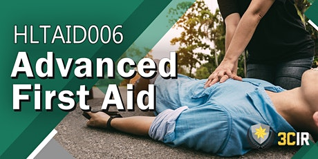 Provide Advanced First Aid  (HLTAID006) - Bulimba tickets