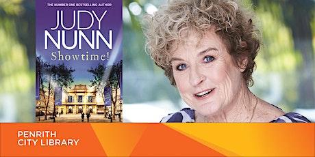 Author Talk with Judy Nunn tickets
