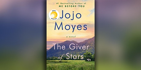 Online Book Club | The Giver of Stars tickets