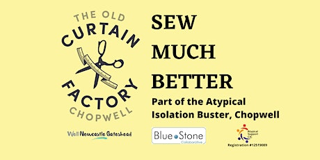 Sew Much Better - Session 1 tickets