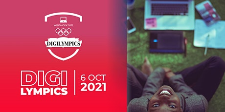 Windhoek 2021 Digilympics - The Olympic Games for Digital Skills! tickets