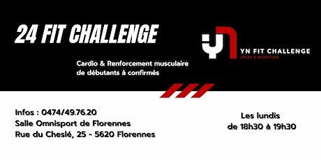 24 Fit Challenge billets