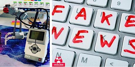 Robotica&IA, Scienza e fake news biglietti