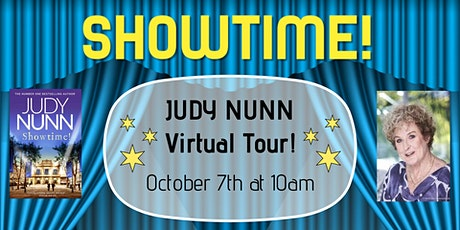 Morning Tea with Judy Nunn tickets