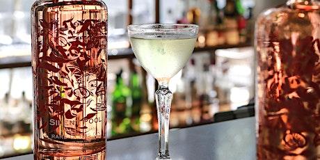 London Cocktail Week- Silent Pool Gin masterclass, mini cocktails & Artist tickets