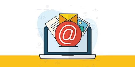 Atelier informatique : La boîte mail billets