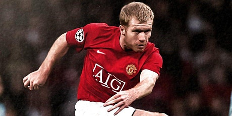 Evening with Paul Scholes tickets