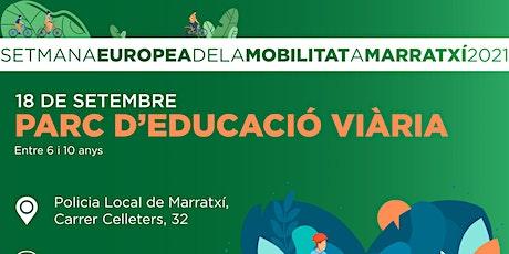 Parc d'Educació Viària - Setmana Europea de la Mobilitat entradas
