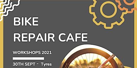 The Bike Repair Cafe Workshop - Tyre Maintenance tickets