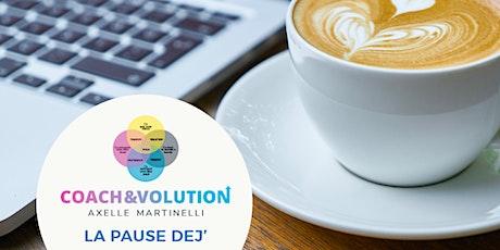 Les pauses déj' Ikigai CoachEvolution billets