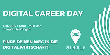 Digital Career Day | Reutlingen Tickets