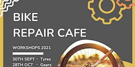 The Bike Repair Cafe Workshop - Gear Maintenance tickets