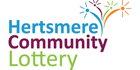 Hertsmere Community Lottery Good Causes Launch tickets