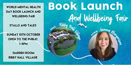 World Mental Health Day Book Launch and Wellbeing Fair tickets