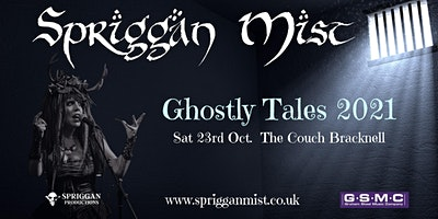 Spriggan Mist's Ghostly Tales