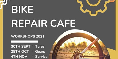 The Bike Repair Cafe Workshop - General Service and clean tickets