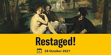 Open Courtauld Hour: Restaged! tickets