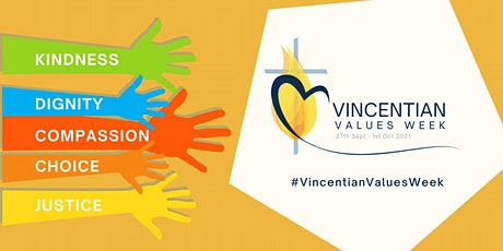 Welcome to Vincentian Values Week tickets