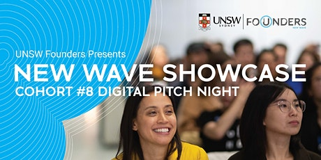 UNSW Founders New Wave Showcase - Cohort #8 tickets