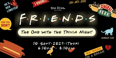 Friends: The one with Trivia Night tickets