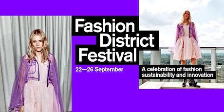 A Diverse Future for Fashion tickets