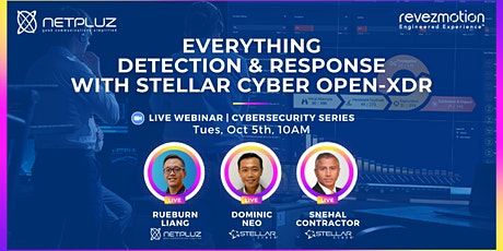 Everything Detection & Response with Stellar Cyber OPEN-XDR tickets