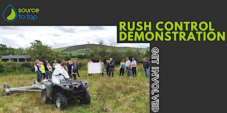 Rush Control  Demonstration Event tickets