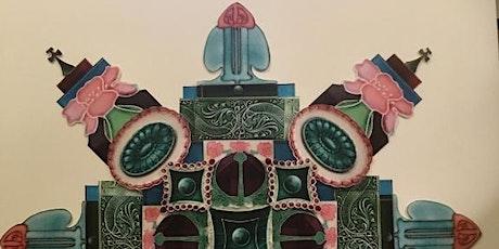 A collage workshop with artist Marion Garydne tickets