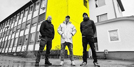 "Graffiti-Kunst-Aktion zur Kampagne ""Stop Bombing Civilians"" Tickets"