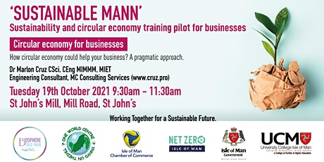 Circular Economy for Businesses tickets