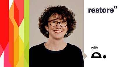Restore: What's so funny about anxiety? with Georgia Pritchett (Online) tickets