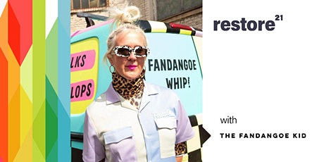 Restore: Creativity as Catharsis - Workshop with The Fandangoe Kid tickets