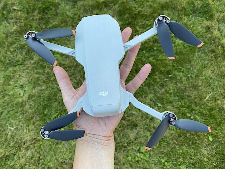 Afbeelding van Demo avond: drones in de tuinsector