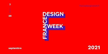 Conférence RUBIKA x France Design Week #4 billets