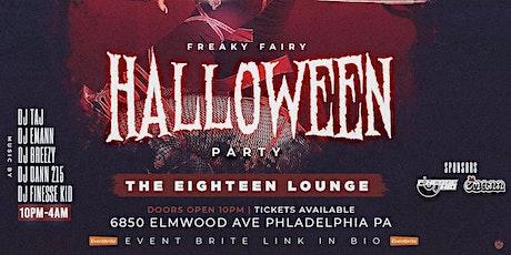 Freaky Fairy Halloween Party tickets
