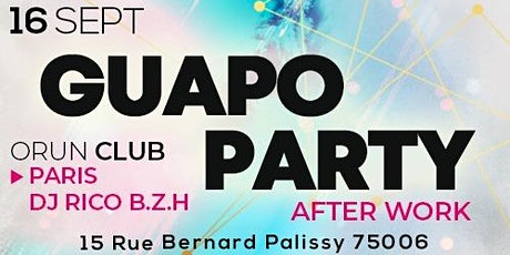 Guapo Party tickets