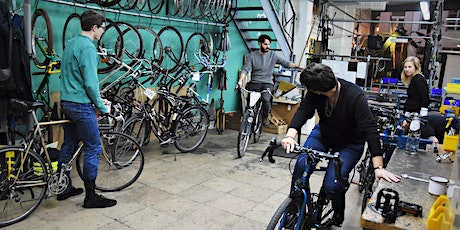 WE 29/09 & 6/10 : Beginners. Know your bike! tickets