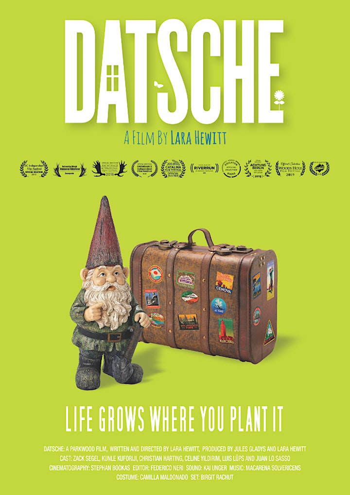 Welcome Week - Film Screening, Director Q&A and Supper Club - Datsche image
