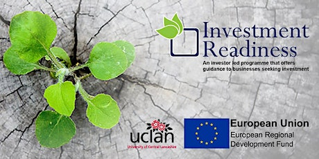 Introduction to Equity Investment for Lancashire SMEs - 3rd November 2021 tickets