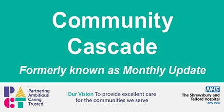 Community Cascade tickets