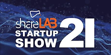 ShareLab Startup Show 21 tickets