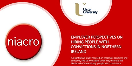 New Research: Employing people with criminal records in Northern Ireland tickets