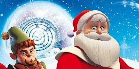 Ciném'anim : Sauvons le père Noël billets