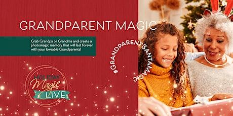 Meet Santa LIVE with your Grandparents! billets