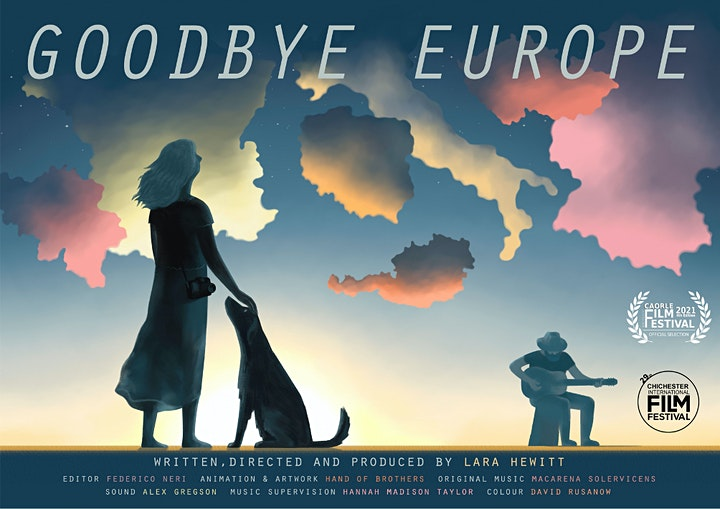 Welcome Week- Film Screening, Director Q&A and Supper Club - Goodbye Europe image