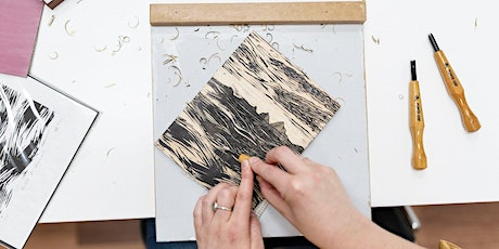 WORKSHOP | Intro to Woodcut Printing with Grey Hand Press tickets
